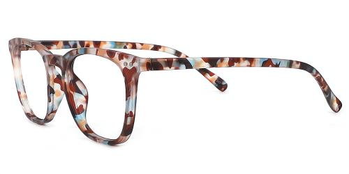 Rectangular Plastic Glasses