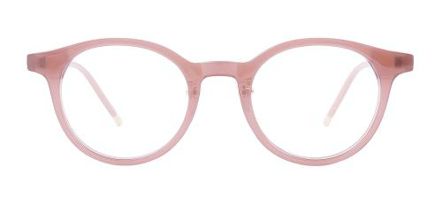 Designer Oval Large Eyeglasses