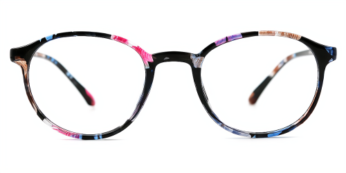 TR90 Oval Glasses