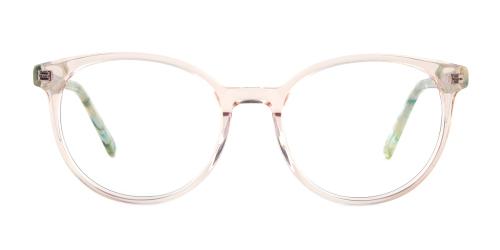 Blue Oval Classic Full-rim Acetate Medium Glasses