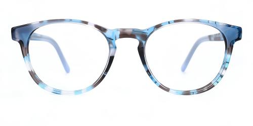 Classic Designer Oval Medium Eyeglasses