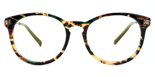 Oval Classic TR90 Glasses