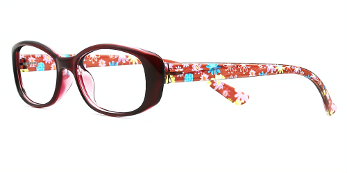 Rectangle Classic TR90 Glasses