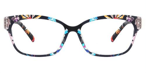 Rectangle Modish TR90 Glasses