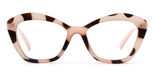 Cat-Eye Unique Plastic Glasses