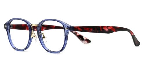 Oval Modish TR90 Eyeglasses