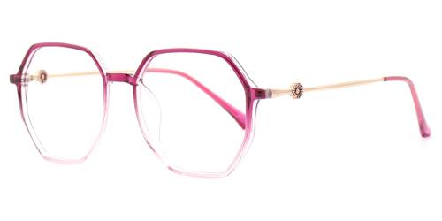 Geometric Elegant TR90 Eyeglasses
