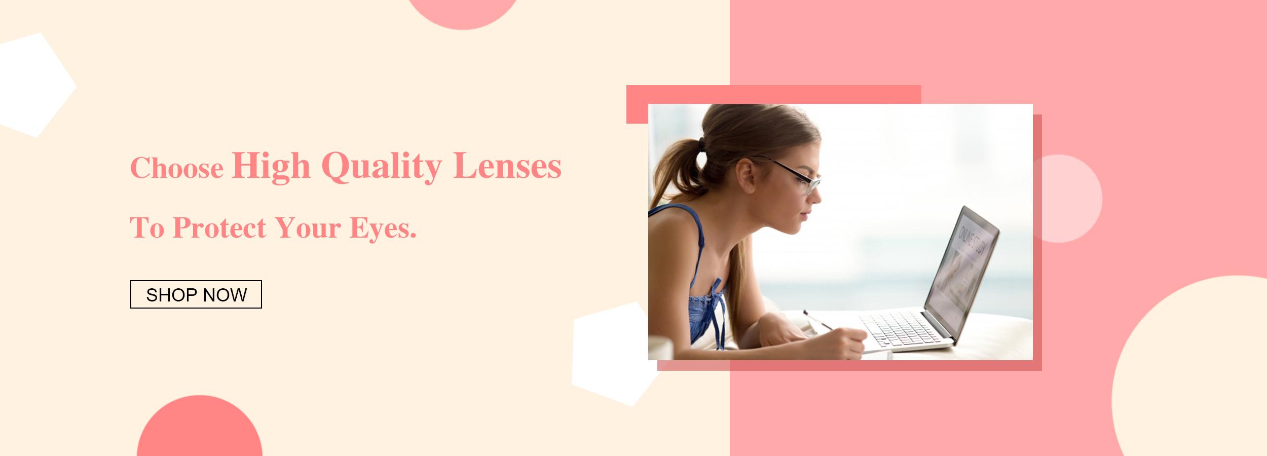 Eyeglass lenses