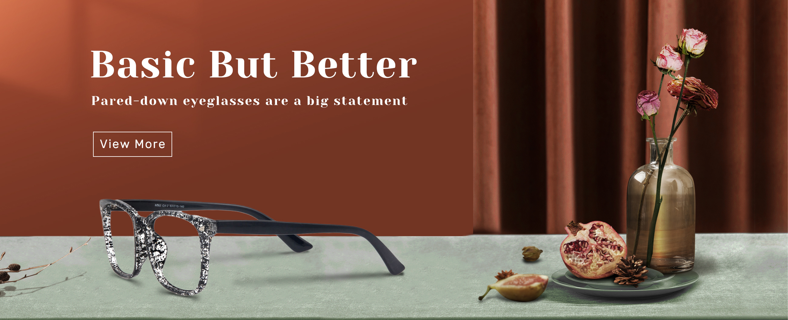 Eyeglass by basic
