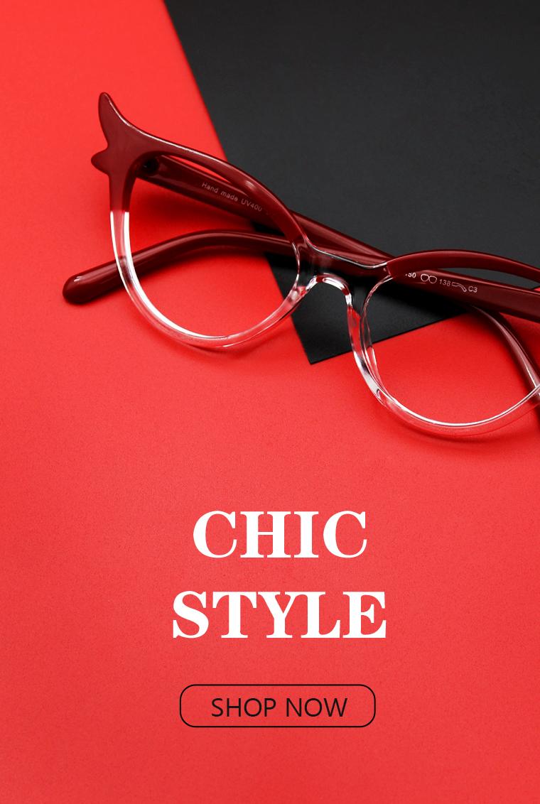 Eyeglass by chic