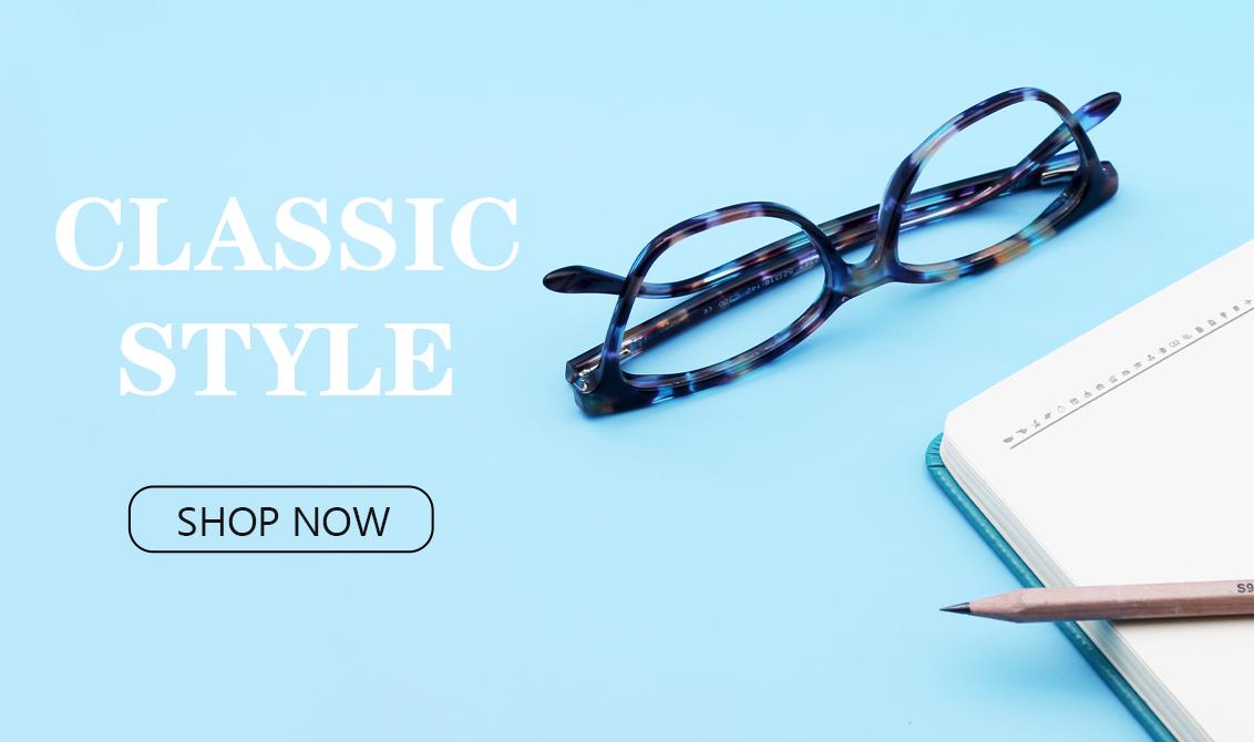 Eyeglass by classic