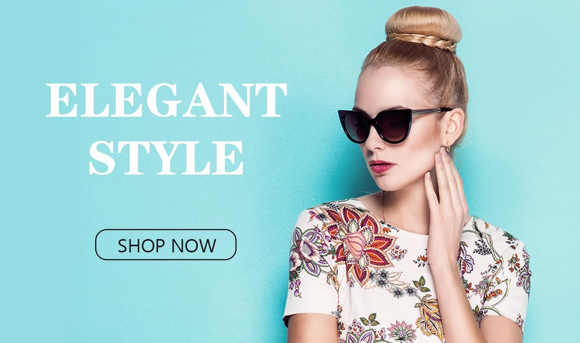 Eyeglass by elegant