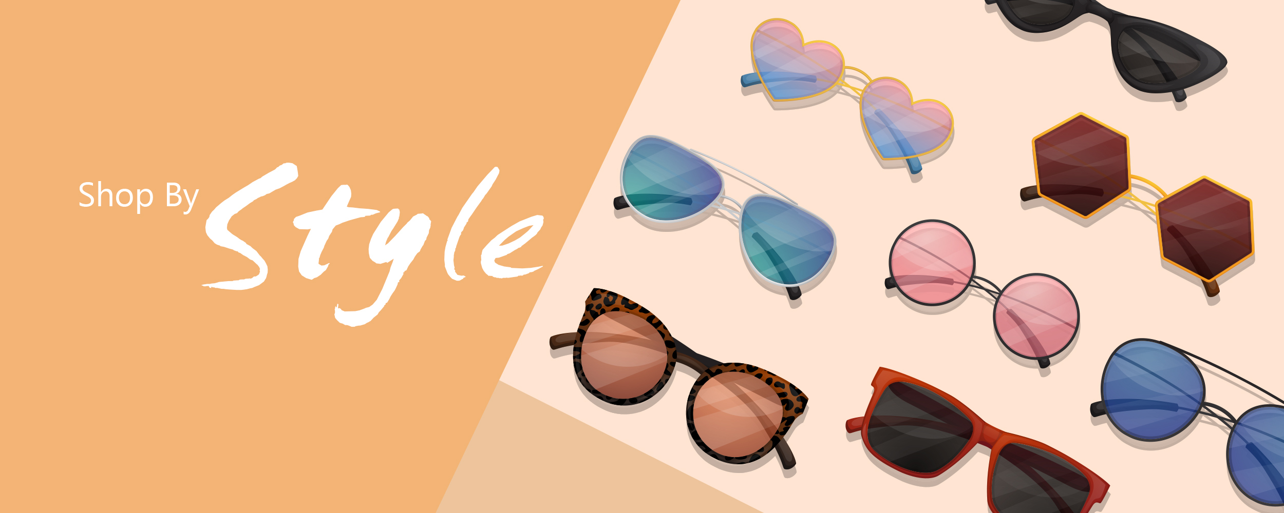 Eyeglass by style